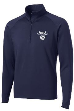 Picture of Sport-Tek Stretch 1/2-Zip Pullover (ST850)